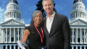 Carolyn A. Brent-- Governor-Gavin-Newsom