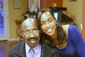 DAD & CAROLYN