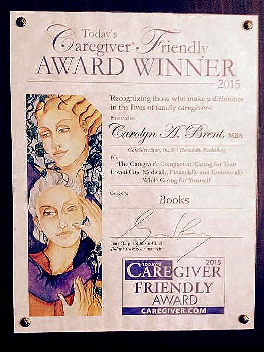 OUR AWARD-WINNING BOOK